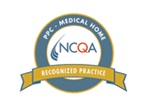 Shah and Associates Family Practice NCQA logo